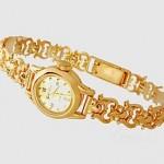 Дорогие золотые наручные часы