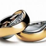 Кольца из драгоценных металлов