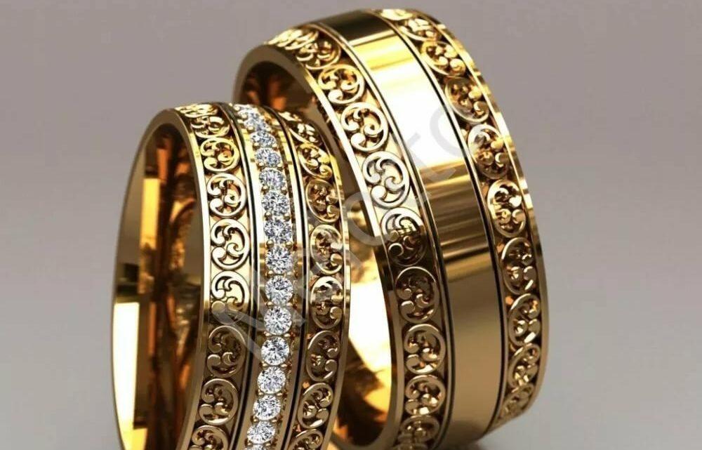 Почему обручальное кольцо носится на безымянном пальце?
