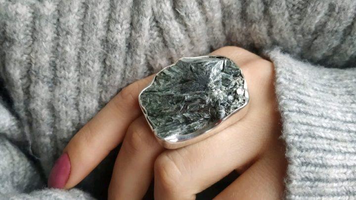 Новый тренд на кольца