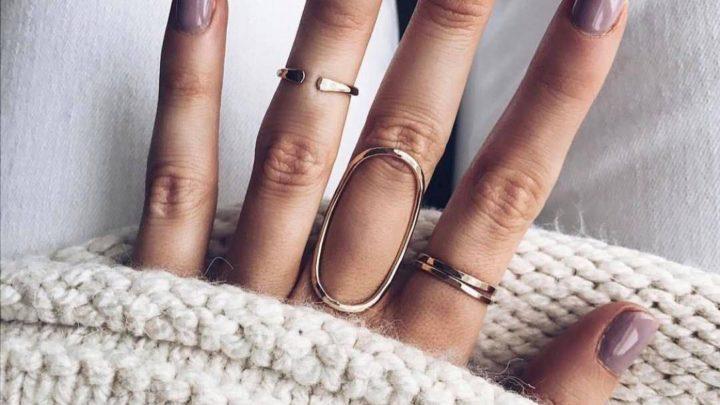 Фаланговые кольца — тренд или трешь