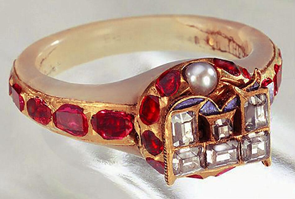 Тайна королевского кольца